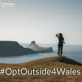 #OptOutside4Wales photography competition