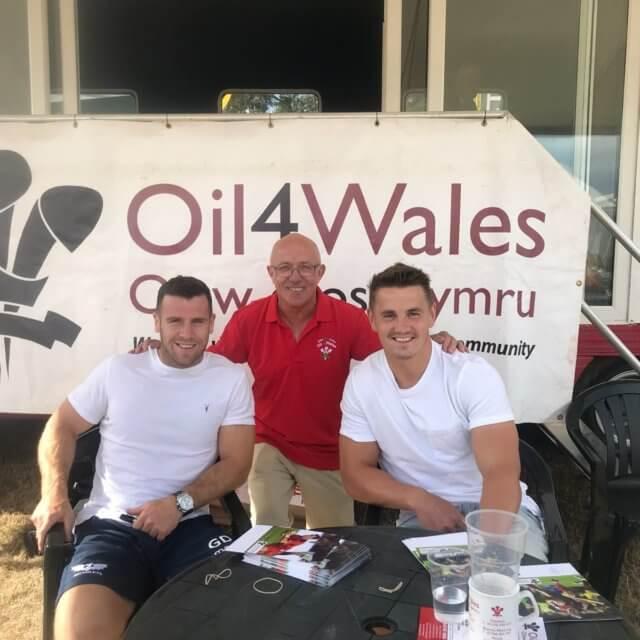 Oil 4 Wales 2019 Summer Events Calendar