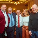 Wynne Evans Oil 4 Wales Party