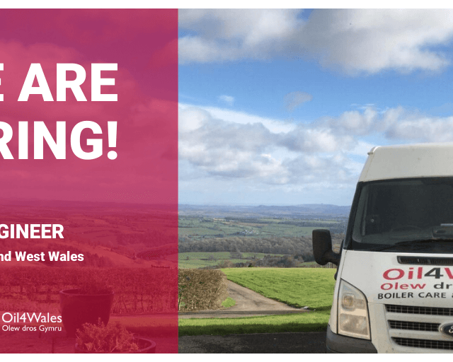 We are hiring | Engineer role for South and West Wales