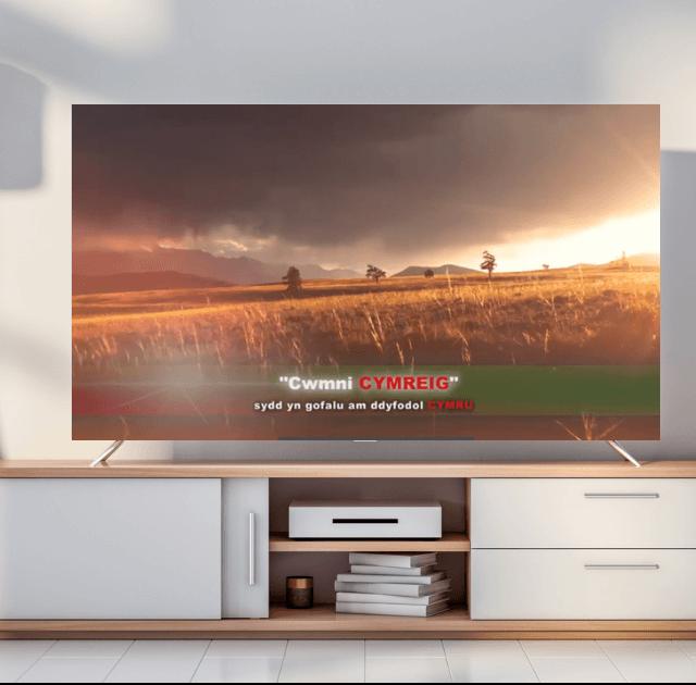 TV advert hitting screens today!